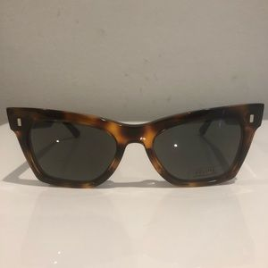 Celine CL40052U Cat Eye Sunglasses